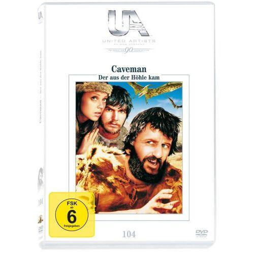 Carl Gottlieb - Caveman - Der aus der Höhle kam - Preis vom 20.10.2020 04:55:35 h