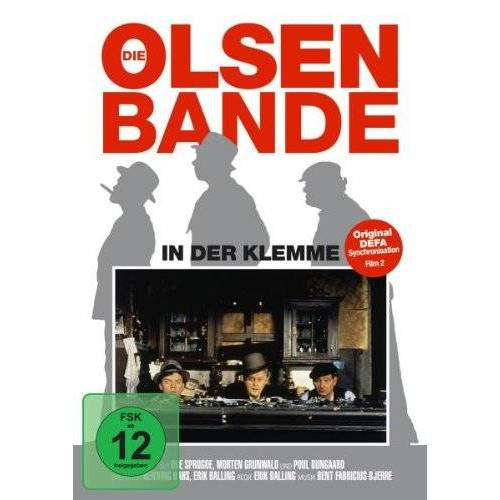Erik Balling - Die Olsenbande in der Klemme - Preis vom 13.04.2021 04:49:48 h