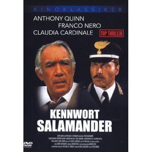 Peter Zinner - Kennwort Salamander - Preis vom 07.05.2021 04:52:30 h