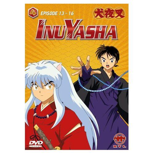 - InuYasha, Vol. 04, Episode 13-16 - Preis vom 25.02.2021 06:08:03 h