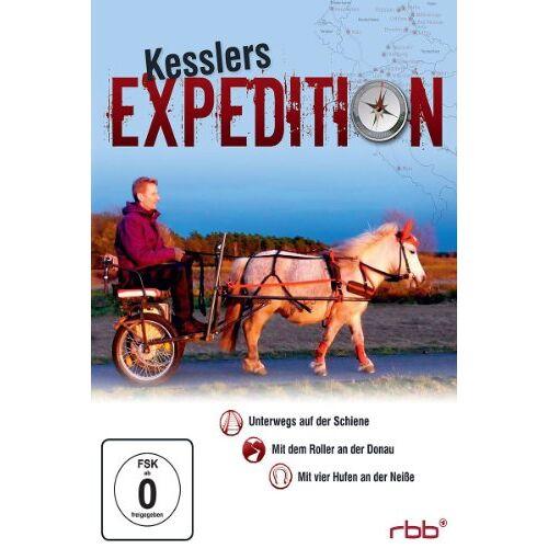 Michael Kessler - Kesslers Expedition, Vol. 3 [4 DVDs] - Preis vom 27.02.2021 06:04:24 h