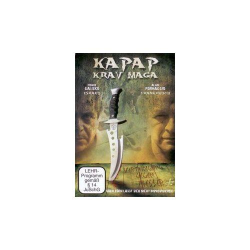 Alain Formaggio - Kapap Krav Maga Verteidigung gegen Messer - Preis vom 07.05.2021 04:52:30 h