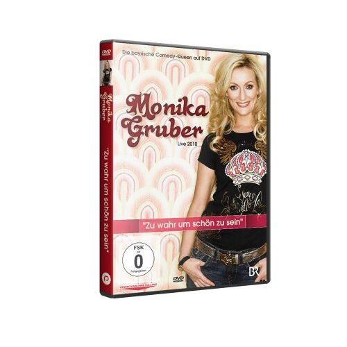 Monika Gruber - Monika Gruber Live 2010 - Zu wahr um schön zu sein - Preis vom 07.05.2021 04:52:30 h