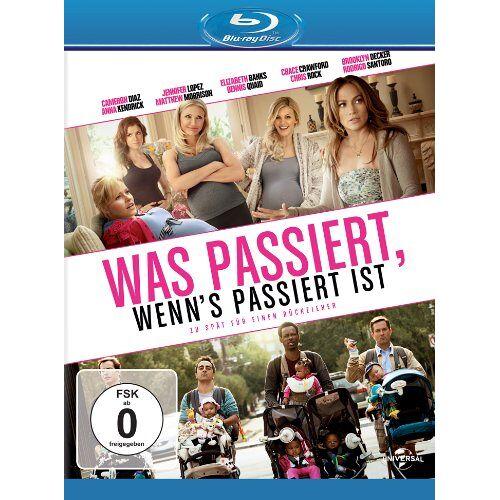 Kirk Was passiert, wenn's passiert ist [Blu-ray] - Preis vom 20.10.2020 04:55:35 h
