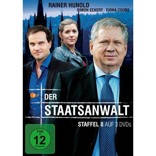 Martin Kinkel - Der Staatsanwalt - Staffel 8 [3 DVDs] - Preis vom 10.05.2021 04:48:42 h