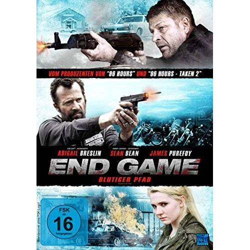 Mark Young - End Game - Blutiger Pfad - Preis vom 10.04.2021 04:53:14 h