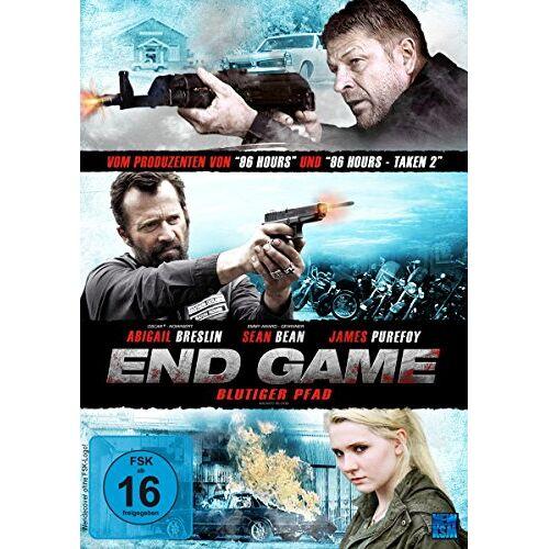 Mark Young - End Game - Blutiger Pfad - Preis vom 20.10.2020 04:55:35 h