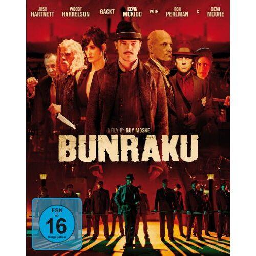 Guy Moshe - Bunraku [Blu-ray] [Limited Edition] - Preis vom 18.04.2021 04:52:10 h