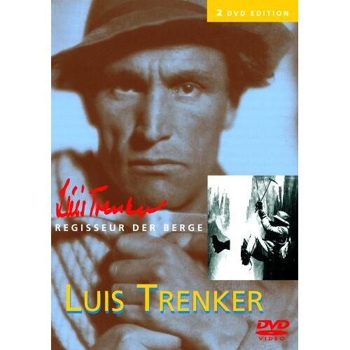 Hans-Jürgen Panitz - Luis Trenker - Regisseur der Berge [2 DVDs] - Preis vom 05.05.2021 04:54:13 h