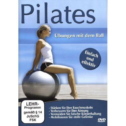 - Pilates - Übungen mit dem Ball - Preis vom 05.09.2020 04:49:05 h