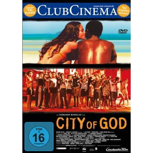 Fernando Meirelles - City of God (Einzel-DVD) - Preis vom 21.04.2021 04:48:01 h