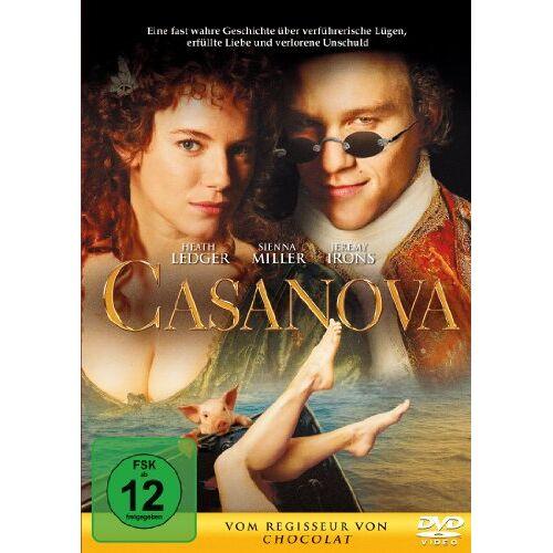 Lasse Hallström - Casanova - Preis vom 20.10.2020 04:55:35 h