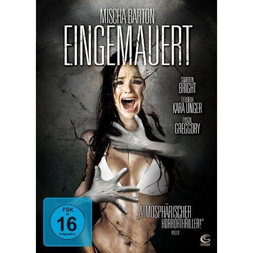 Gilles Paquet-Brenner - Eingemauert (Walled in) - Preis vom 05.09.2020 04:49:05 h