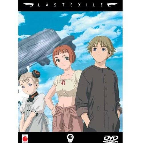 Koichi Chigira - Last Exile, Vol. 2 (Episode 6-9) - Preis vom 03.05.2021 04:57:00 h