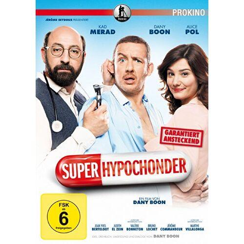 Dany Boon - Super-Hypochonder - Preis vom 16.05.2021 04:43:40 h