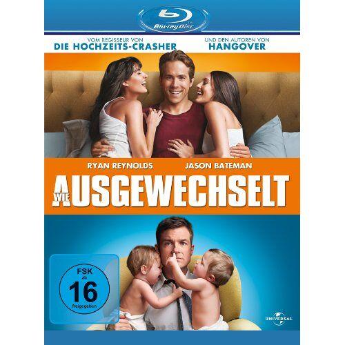David Dobkin - Wie ausgewechselt [Blu-ray] - Preis vom 06.05.2021 04:54:26 h