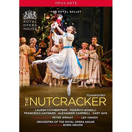 Pjotr Iljitsch Tschaikowsky - Tschaikowsky: Der Nussknacker (Royal Opera House, 2016) [DVD] - Preis vom 06.09.2020 04:54:28 h