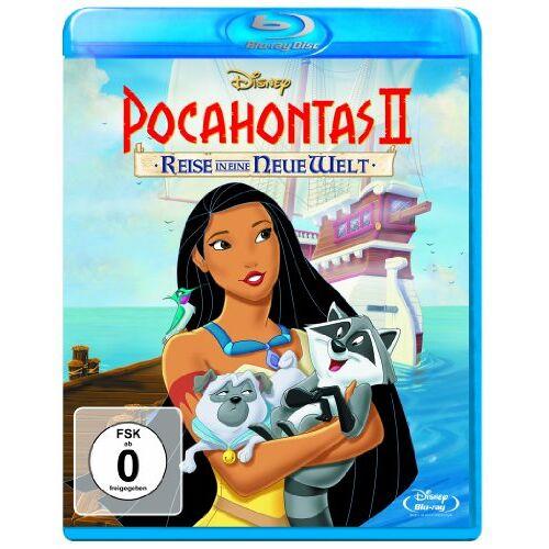 - Pocahontas 2 [Blu-ray] - Preis vom 20.10.2020 04:55:35 h