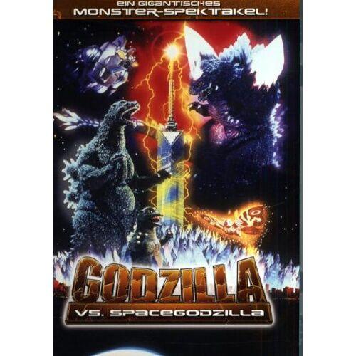 Kensho Yamashita - Godzilla vs. Spacegodzilla - Preis vom 26.11.2020 05:59:25 h