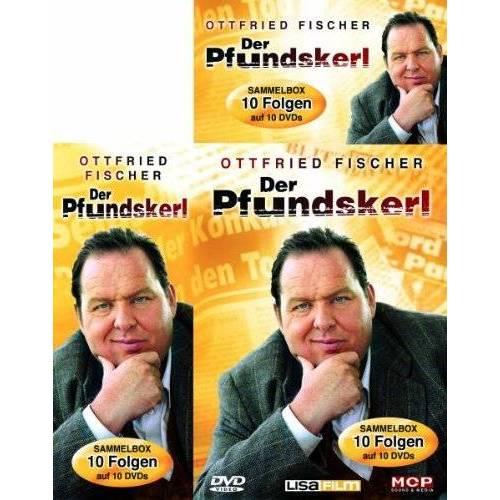 Otto W. Retzer - Der Pfundskerl - Sammlerbox (10 Folgen auf 10 DVDs) - mit Bulle von Tölz Darsteller Ottfried Fischer - Preis vom 07.05.2021 04:52:30 h
