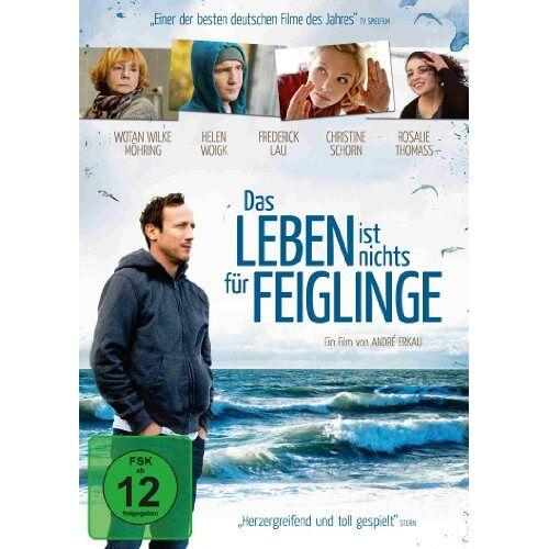 Andre Erkau - Das Leben ist nichts für Feiglinge - Preis vom 16.05.2021 04:43:40 h
