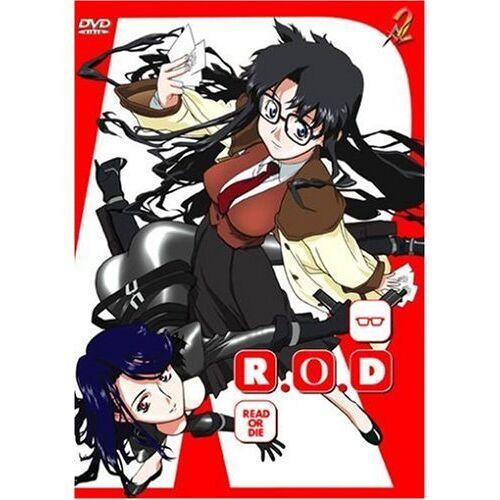 Kouji Masunari - Read or Die - OVA 1-3 - Preis vom 20.10.2020 04:55:35 h