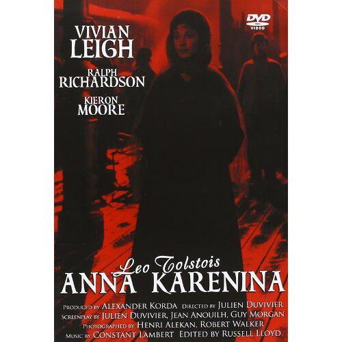 Vivien Leigh - Anna Karenina von 1948 mit Vivien Leigh - Preis vom 28.02.2021 06:03:40 h