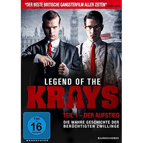 Zackary Adler - Legend of the Krays - Teil 1 Der Aufstieg - Preis vom 26.02.2021 06:01:53 h
