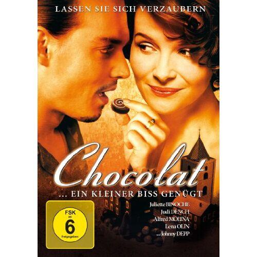 Lasse Hallström - Chocolat - Preis vom 20.10.2020 04:55:35 h