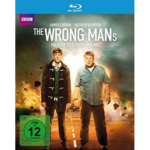 Mathew Baynton - The Wrong Mans - Falsche Zeit, falscher Ort [Blu-ray] - Preis vom 16.04.2021 04:54:32 h