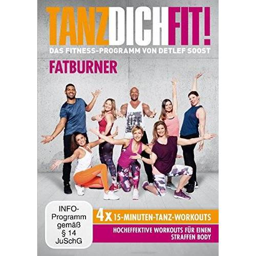 Soost, Detlef D! - Tanz Dich fit! - Fatburner - Preis vom 02.12.2020 06:00:01 h