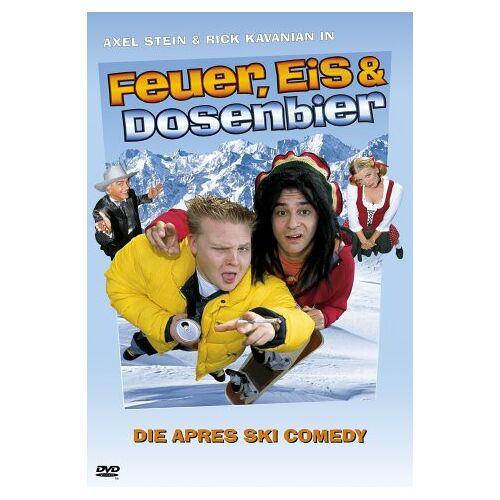 Matthias Dinter - Feuer, Eis und Dosenbier - Preis vom 13.05.2021 04:51:36 h