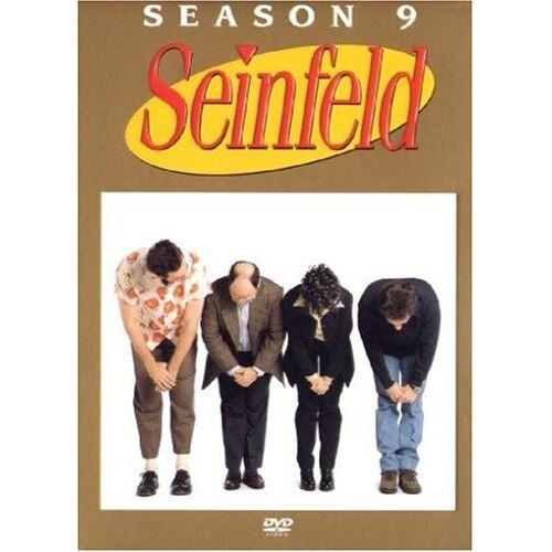Tom Cherones - Seinfeld - Season 9 [4 DVDs] - Preis vom 17.11.2020 05:49:32 h