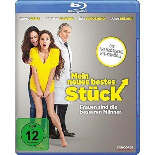Audrey Dana - Mein neues bestes Stück [Blu-ray] - Preis vom 06.05.2021 04:54:26 h
