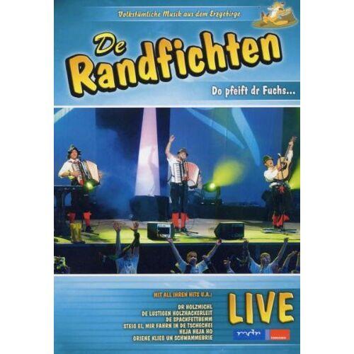 - De Randfichten - Live - Preis vom 20.10.2020 04:55:35 h