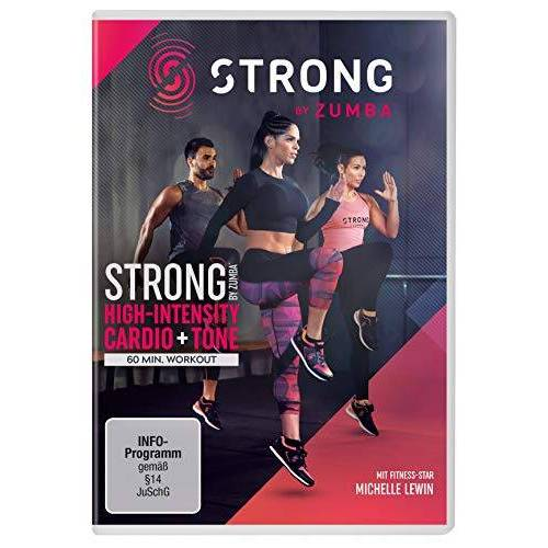 - Strong by Zumba - Preis vom 23.01.2020 06:02:57 h