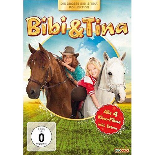 - Kinofilm - Box [4 DVDs] - Preis vom 03.05.2021 04:57:00 h