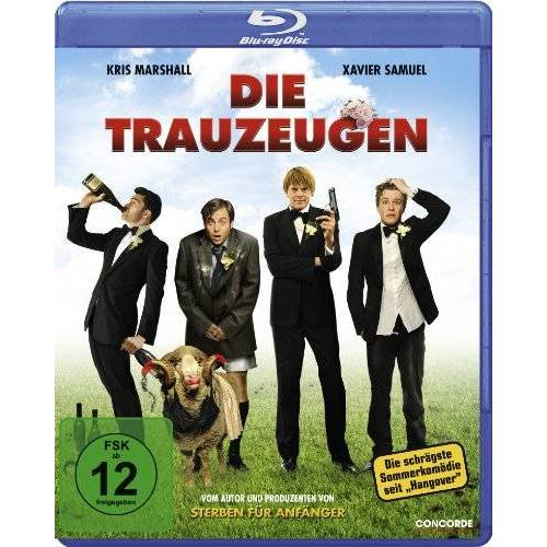 Stephan Elliott - Die Trauzeugen [Blu-ray] - Preis vom 11.11.2019 06:01:23 h