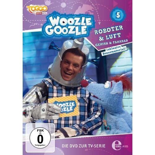 Weber Woozle Goozle: Folge 5 - Roboter & Luft - Preis vom 27.02.2021 06:04:24 h