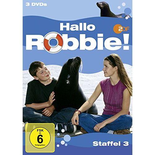 Monika Zinnenberg - Hallo Robbie! - Staffel 3 [3 DVDs] - Preis vom 05.05.2021 04:54:13 h