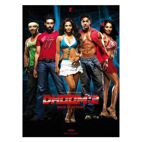 Sanjay Gadhvi - Dhoom 2 - Back in Action - Preis vom 09.04.2021 04:50:04 h