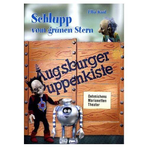 - Augsburger Puppenkiste - Schlupp vom grünen Stern - Preis vom 06.09.2020 04:54:28 h