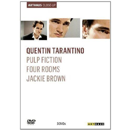 Quentin Tarantino - Quentin Tarantino Arthaus Close-Up [3 DVDs] - Preis vom 17.01.2021 06:05:38 h