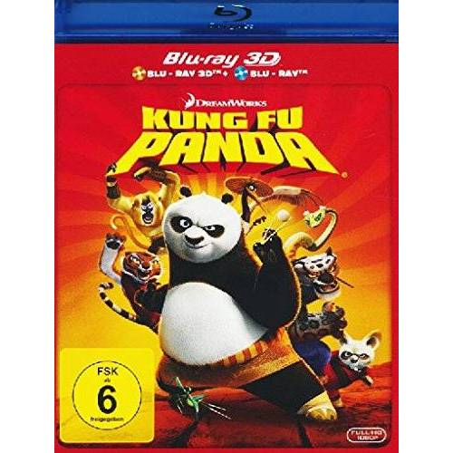 Mark Osborne - Kungfupanda 3d&2d [Blu-ray] - Preis vom 21.11.2019 05:59:20 h