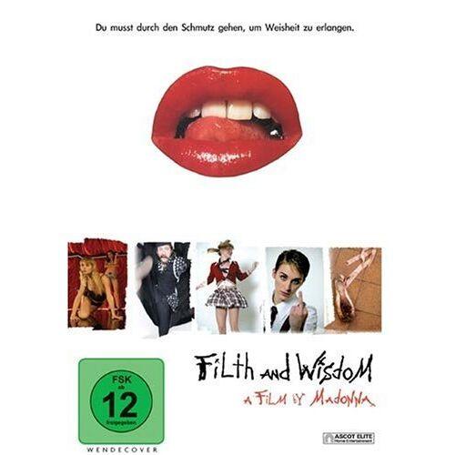 Madonna - Filth and Wisdom - A Film by Madonna - Preis vom 06.08.2020 04:52:29 h