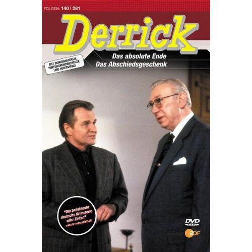 Horst Tappert - Derrick - Das absolute Ende /Das Abschiedsgeschenk - Preis vom 20.10.2020 04:55:35 h