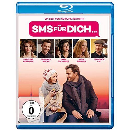 Karoline Herfurth - SMS für dich [Blu-ray] - Preis vom 28.02.2021 06:03:40 h