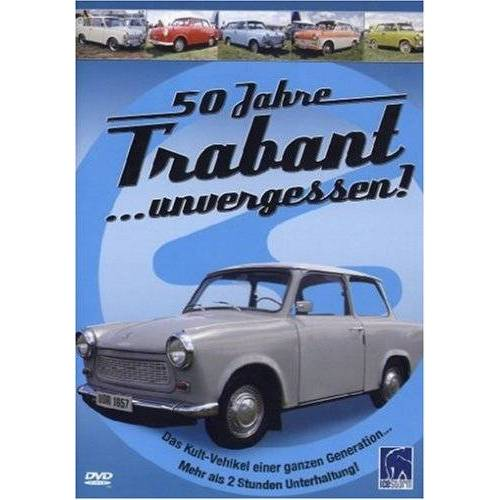 - 50 Jahre Trabant ...unvergessen! - Preis vom 20.10.2020 04:55:35 h