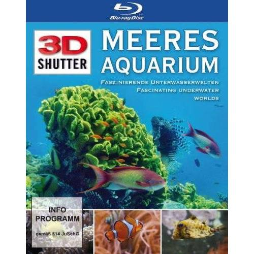 - Meeresaquarium 3D [Blu-ray] - Preis vom 23.02.2021 06:05:19 h