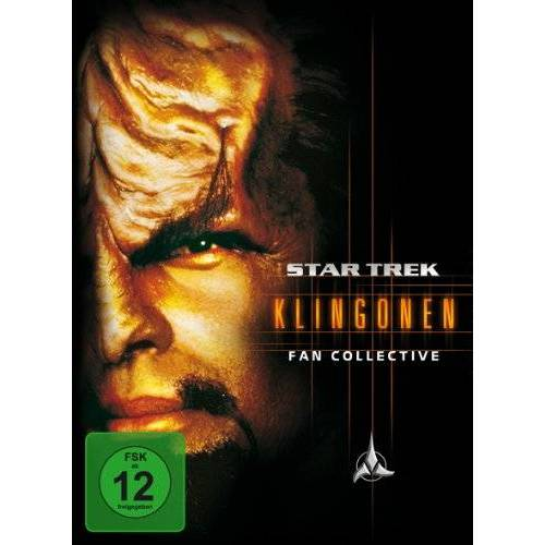 Steve McQueen - Star Trek - Klingonen Fan Collective (4 DVDs) - Preis vom 28.02.2021 06:03:40 h